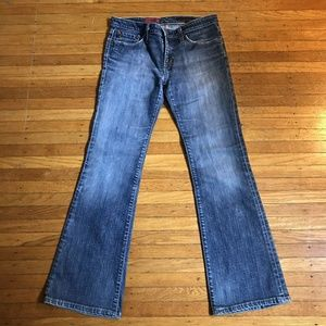 ADRIANO GOLDSCHMIED Angel Boot Cut Jeans 28x28 EUC